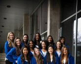 Thunderbird Dance Team 2013-2014